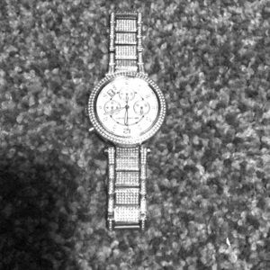 Michael Kors Mk5572 Parker Mother Of Pearl